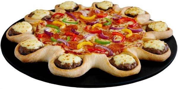 Pizza Estados Unidos La globalización de la pizza