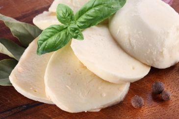 Tipos de queso mozzarella