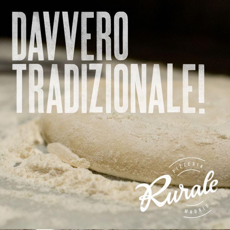 Pizzeria Rurale Masa Tradicional